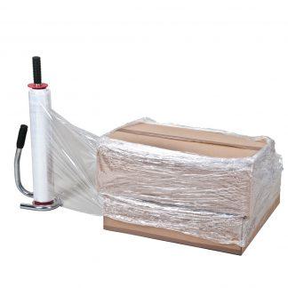 Folie transparent Opfermann Verpackungen