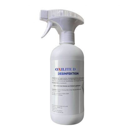 Oxilite D Flächendesinfektion Opfermann Verpackungen